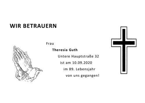 Theresia Guth