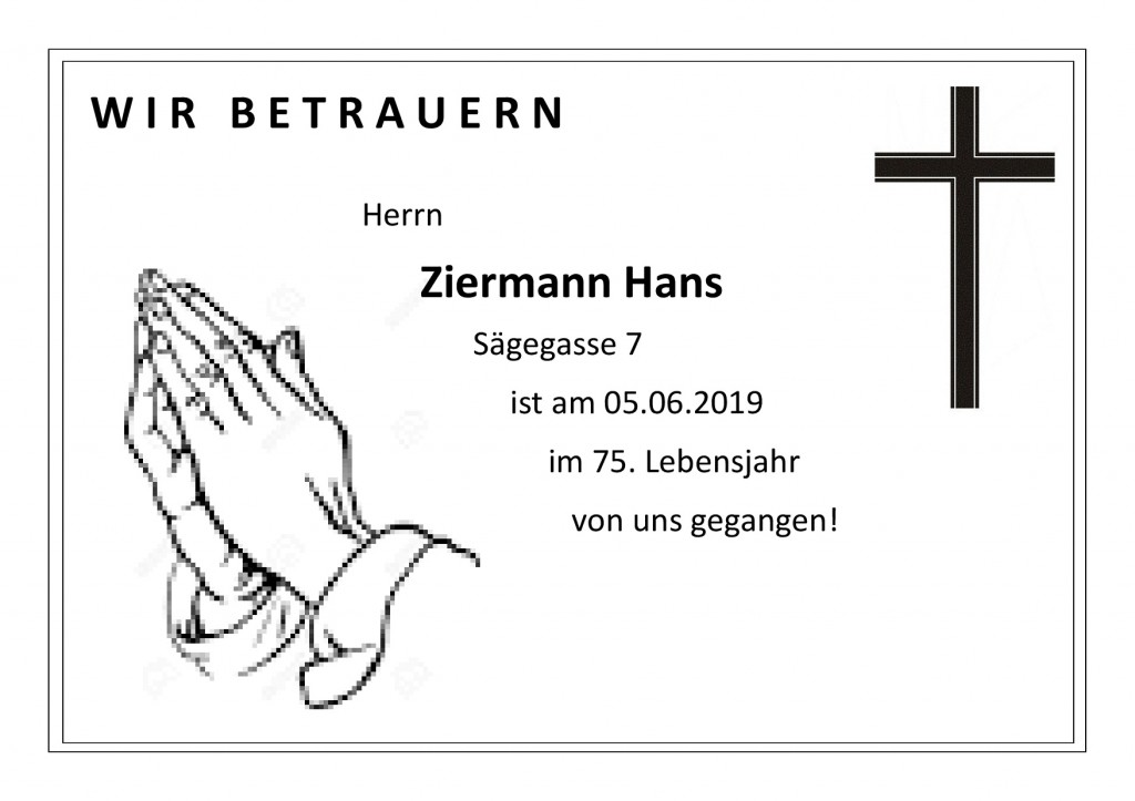 Ziermann Hans